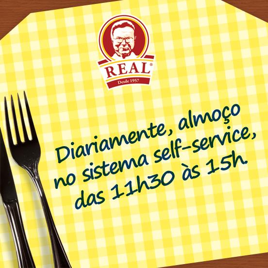 Padaria Real_Restaurante Real Boa Vista_Sugestões de Combinação
