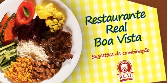Restaurante Real Boa Vista – Almoço