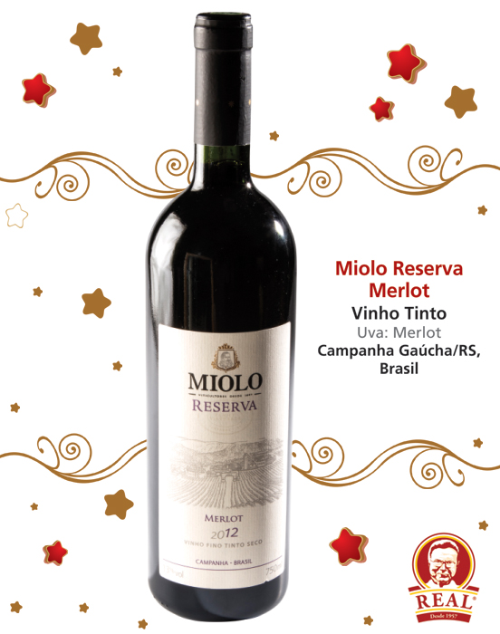 Vinhos para as Festas_Padaria Real_Miolo Reserva Merlot