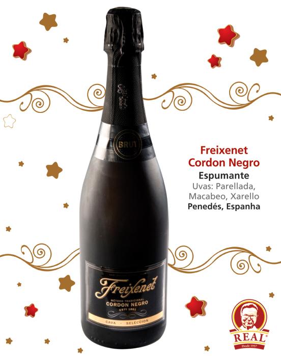 Vinhos para as Festas_Padaria Real_Freixenet Cordon Negro
