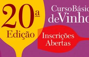 20ª edição do Curso Básico de Vinhos