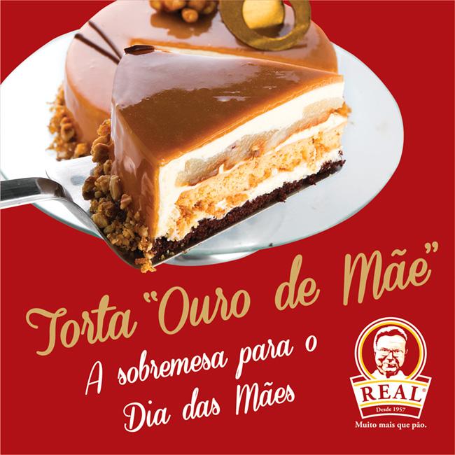 Torta Ouro de Mãe_Padaria Real_2