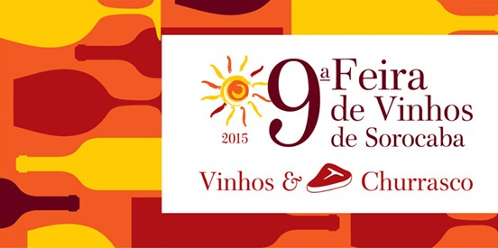 9ª Feira de Vinhos de Sorocaba