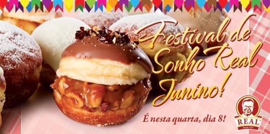 Festival de Sonho Junino – Edição Extra!