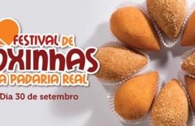 Nesta quarta, 30: Festival de Coxinhas!