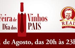 Feira de Vinhos do Dia dos Pais