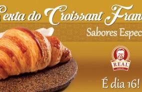 Sexta de Croissant Francês
