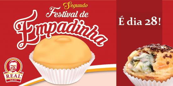 Segundo Festival de Empadinha!