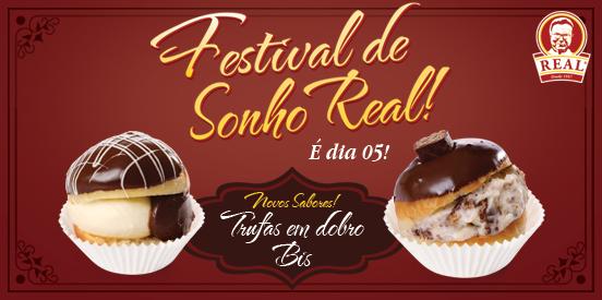 Dia 5: Festival de Sonho Real de outubro