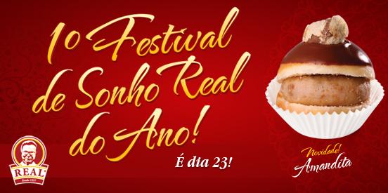 1º Festival de Sonho Real do Ano