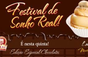 Festival de Sonho: Especial Chocolates