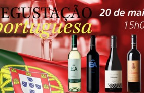 Vinhos portugueses em degustação na Real Boa Vista