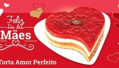 Torta Amor Perfeito, especial para o Dia das Mães!