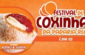 Festival de Coxinhas, com Coxinha de Romeu & Julieta!
