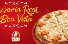 Cardápio da Pizzaria Real
