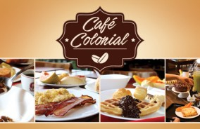 Café Colonial: para um feriado de muito sabor