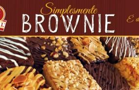 Sexta tem brownies!!!