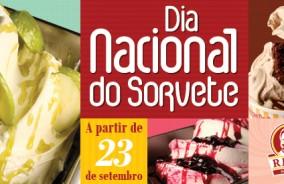 Dia 23: Dia Nacional do Sorvete