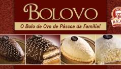 Bolovo: o Bolo de Ovo de Páscoa da Família
