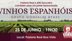 Jantar espanhol na Real Boa Vista