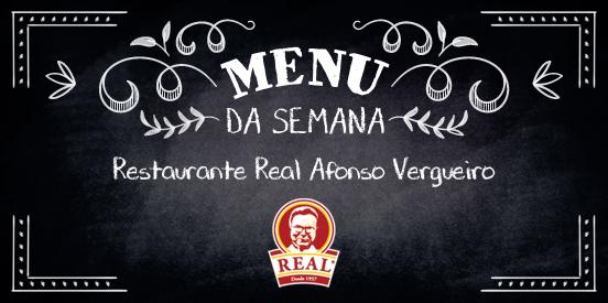 Almoço no Restaurante Real Afonso Vergueiro