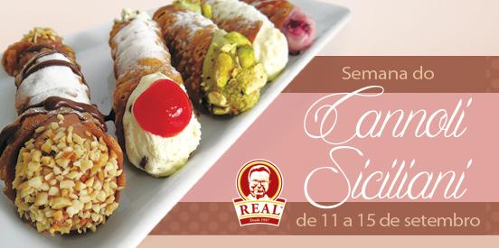 Semana do Cannoli Siciliani