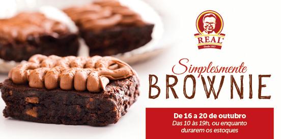 Simplesmente Brownie!