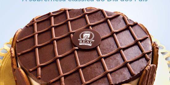 Torta Holandesa: a clássica sobremesa do Dia dos Pais