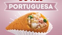 Coxinha do Mês de Setembro: Portuguesa