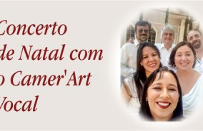 Camer'Art Vocal na Real Boa Vista