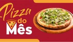 Janeiro: Pizza de Carpaccio