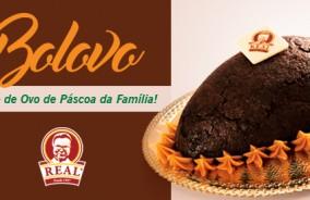 Bolovo: o bolo de ovo de Páscoa da família!