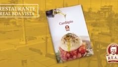 Restaurante e Pizzaria Real Boas Vindas dá as boas vindas a seus clientes!