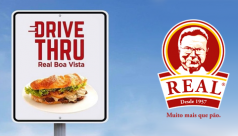 Drive Thru Unidade Real Boa Vista 🚗
